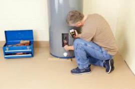 We are water heater repair specialists