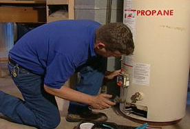 Water Heater repair from our South Hill plumbing team